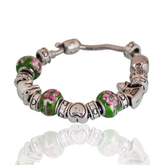 Lidyasteel Çelik Pandora Kadın Bileklik CBI2084